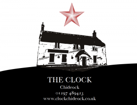 clock inn-chideock-christmas-menu